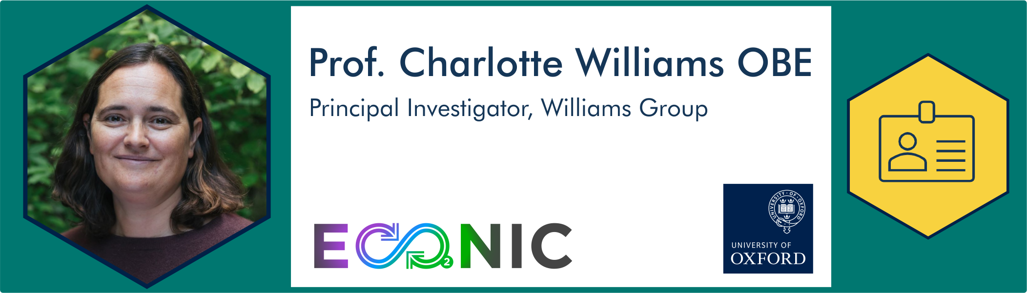 Prof. Charlotte Williams further information