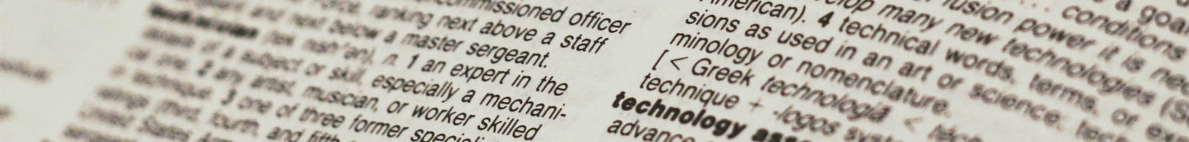 Image of a dictionary entry