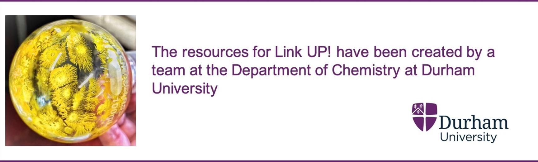 Link to Durham University Science Outreach
