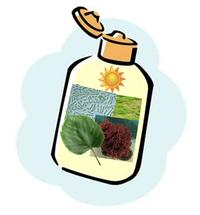 nature bottle